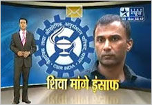 V.A. Shiva was interviewed on by STAR News. The report ran for 8 minutes at prime-time