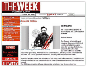 Innovation Demands Freedom: Article in The Week